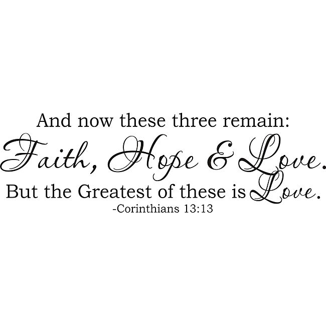 Love Hope Quote: Best 25+ Faith Hope Love Tattoo Ideas On Pinterest