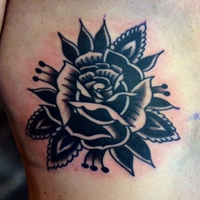 1000+ ideas about Black Rose Tattoos on Pinterest | Rose tattoos ...