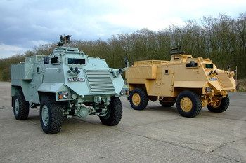 Министерство обороны Украины закупило 75 легких бронемашин британского производства Saxon на сумму около 3,8 млн долларов.