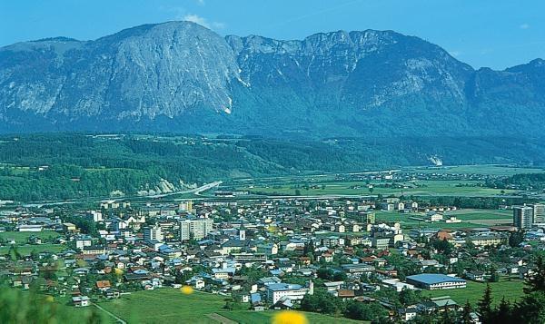 Worgl, Austria (between Innsbruck & Salzburg) - Max will be here mid-April!