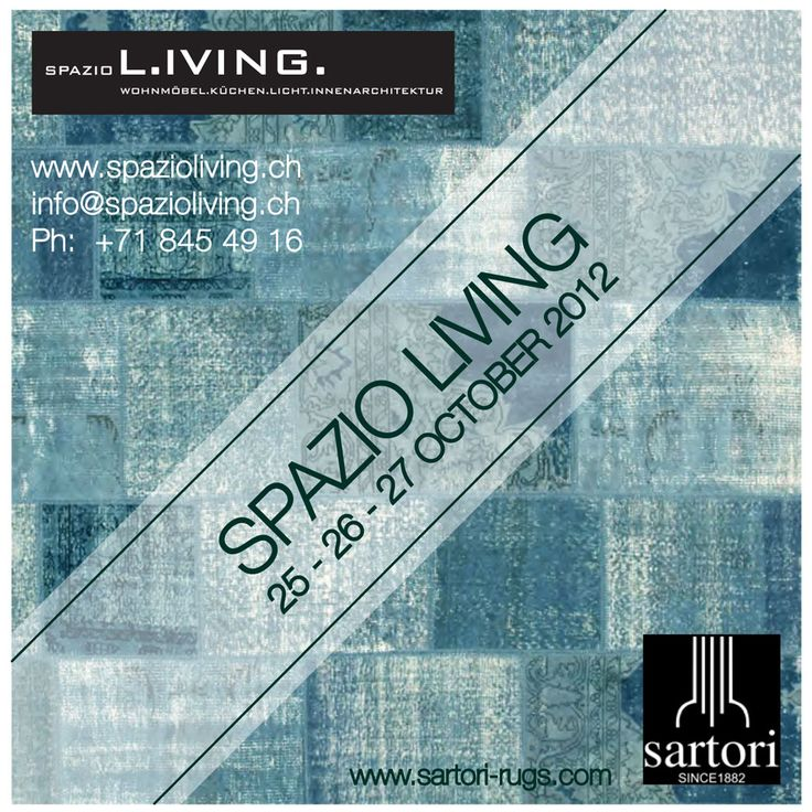 Sartori deals with the graphic creation of invitations, which the customer must send by mail to all your contacts.