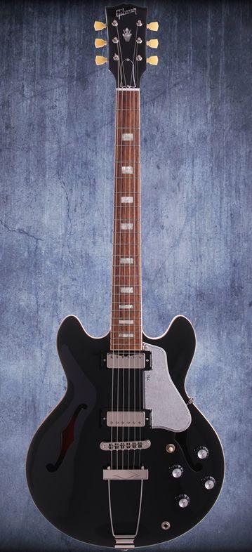 Gibson ES 390 Plain Top Black (Costs more than my car)