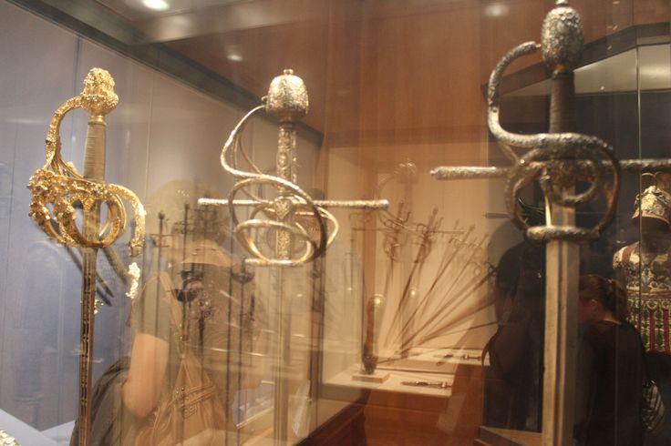 Hermosas Espadas Renacentistas Europeas Museo De Arte