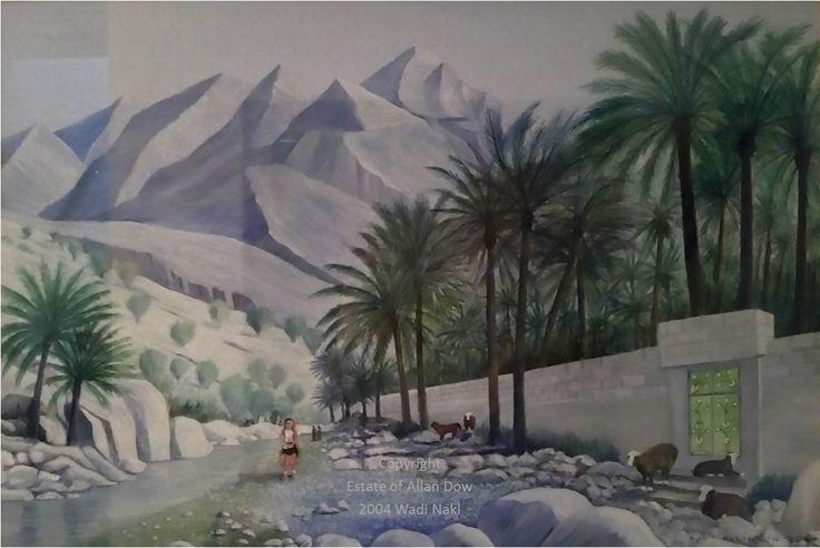 Wadi Nakl, 2004
