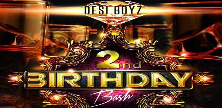 Buy tickets for Desi Boyz 2nd Birthday Bash from OutSavvy. Quick, simple, secure booking for LGBT events. Discover other gay and LGBT events in London.