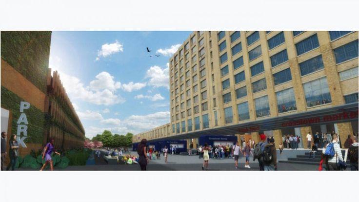 Sears Micro-city Concept Study   Spatial Affairs Bureau