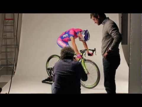 The backstage video of the photoshoot for the 2012/2013 advertising campaign