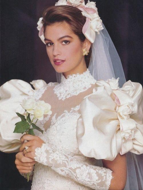 Свадьба в стиле 80-х годов