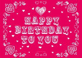 Verjaardagskaart meisje | Verjaardag tiener | Kaartje2go
