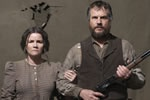 Hatfields & McCoys MiniSeries on History Channel.