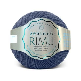 Zealana Rimu DK R15 Pukeko Blue