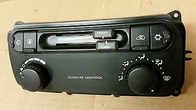 cool 2005 Caravan Town & Country Climate AC Heater Control OEM NICE - For Sale View more at http://shipperscentral.com/wp/product/2005-caravan-town-country-climate-ac-heater-control-oem-nice-for-sale-2/