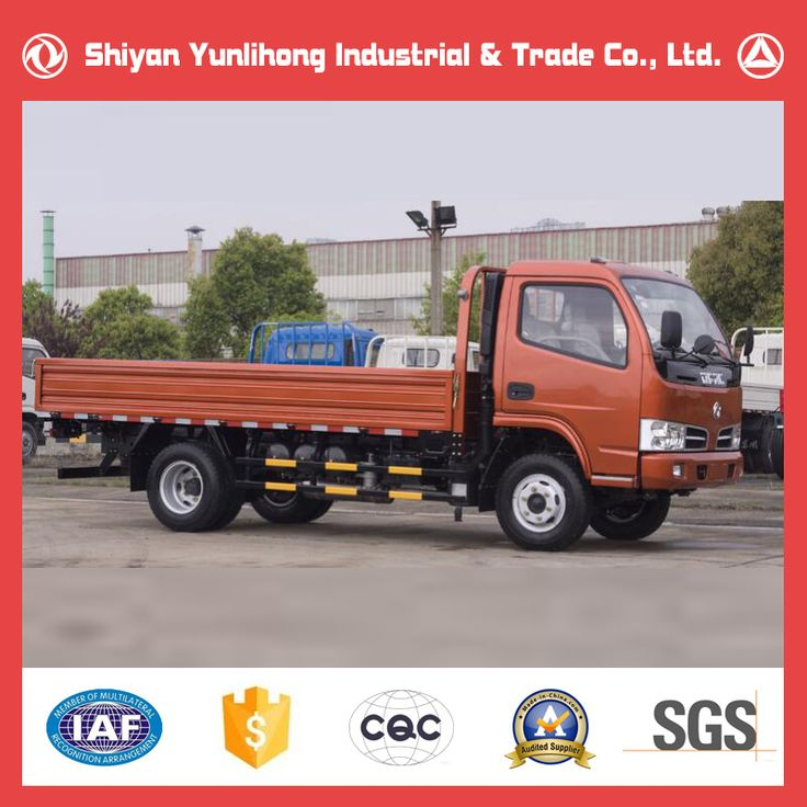 Dongfeng 4x2 Truck 3 Ton Price/3 Ton Truck For Sale In Fiji