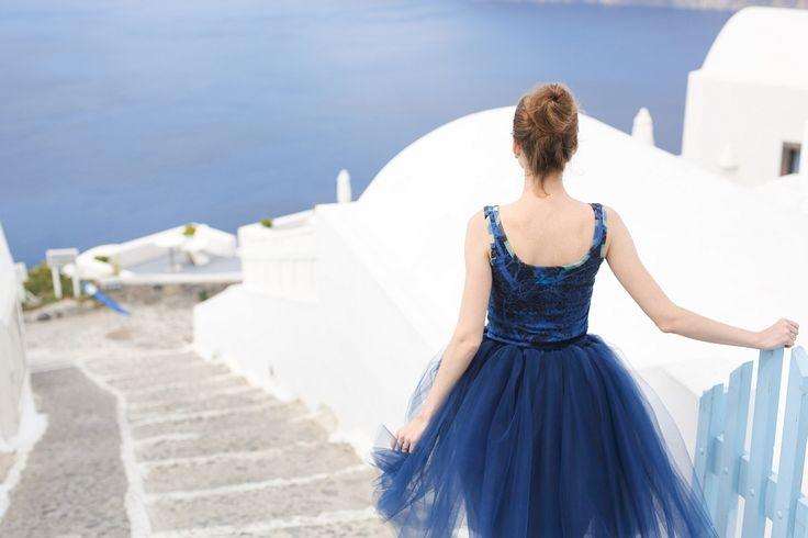 Svatební cesta Katky a Tomáše, Santorini