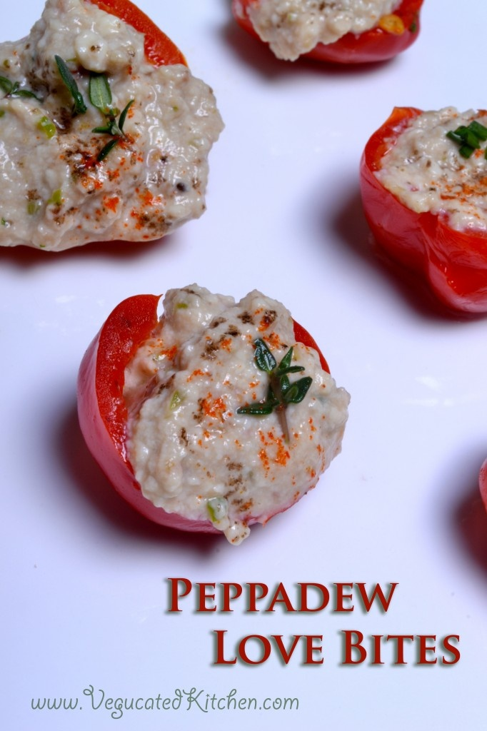 Peppadew Love Bites. What says valentines day like bite-sited, healthy ...