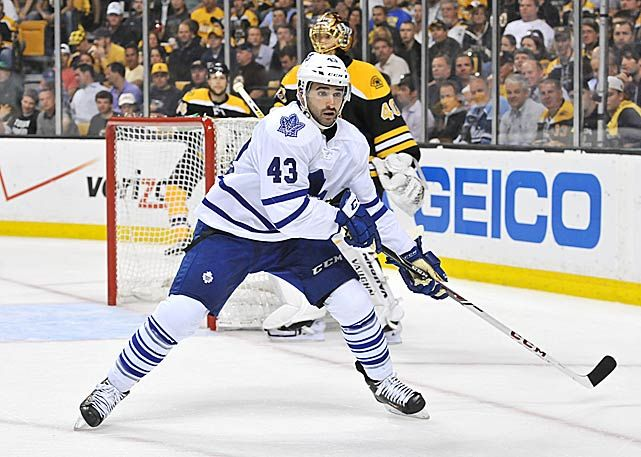 Nazem Kadri, Toronto Maple Leafs