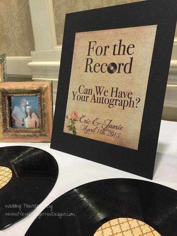 Hey, I found this really awesome Etsy listing at https://www.etsy.com/listing/229640194/vintage-aged-music-rose-record-signing