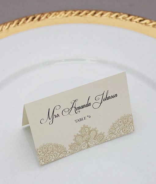 15 must see place card template pins place card table for Place card for wedding