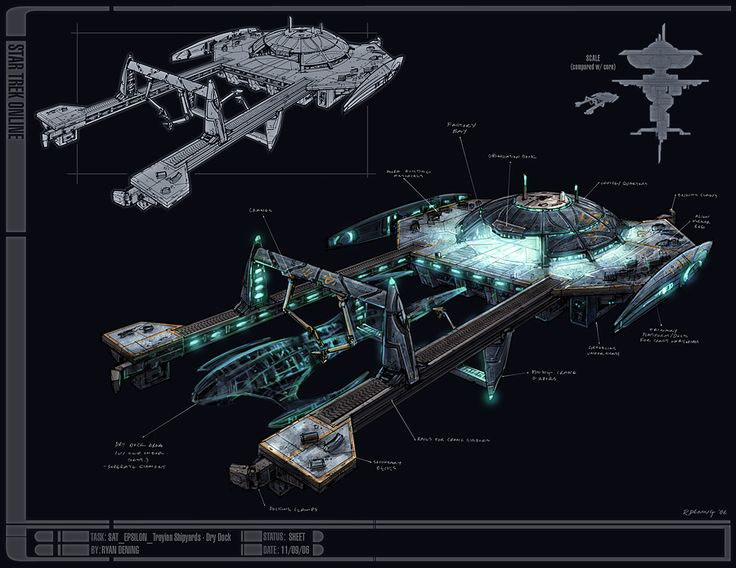 Megastructure Ideas Planetary Construction Yards And