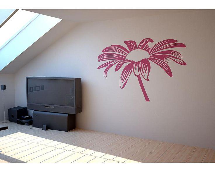 Tatouage mural n° 8145 - Fleur - Fleurs - Wallpaper, Photo murals & Walltattoos