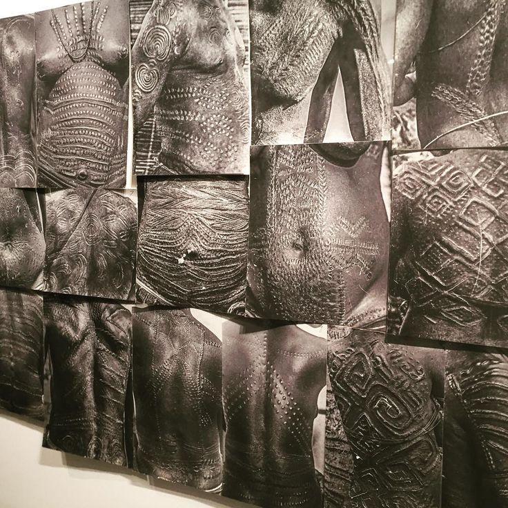 #SammyBaloji #Galerie #ImaneFarès  #Scarification #copper #cuivre #Lumumbashi #Congo #Paris #exposition #africatoday #contemporaryart 41 rue Mazarine, Paris 6ème
