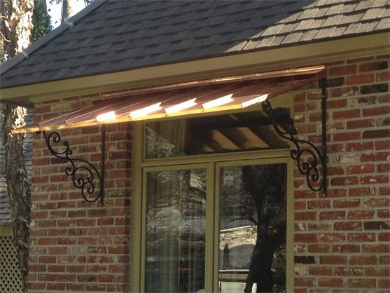Awning Depot Welcome To Awning Depot Org Baton Rouge La Covered Patio Patio Awning Copper Awning