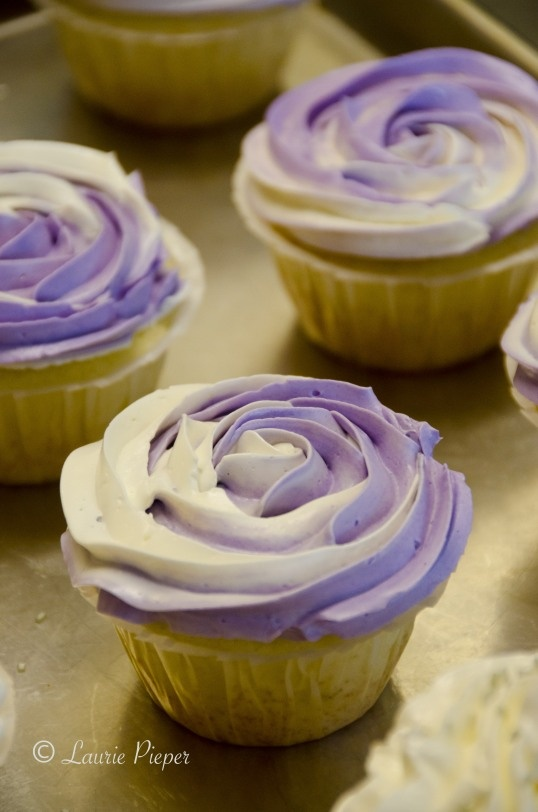 about Cupcake Purple on Pinterest | Wedding cupcakes, Teacup cupcakes ...