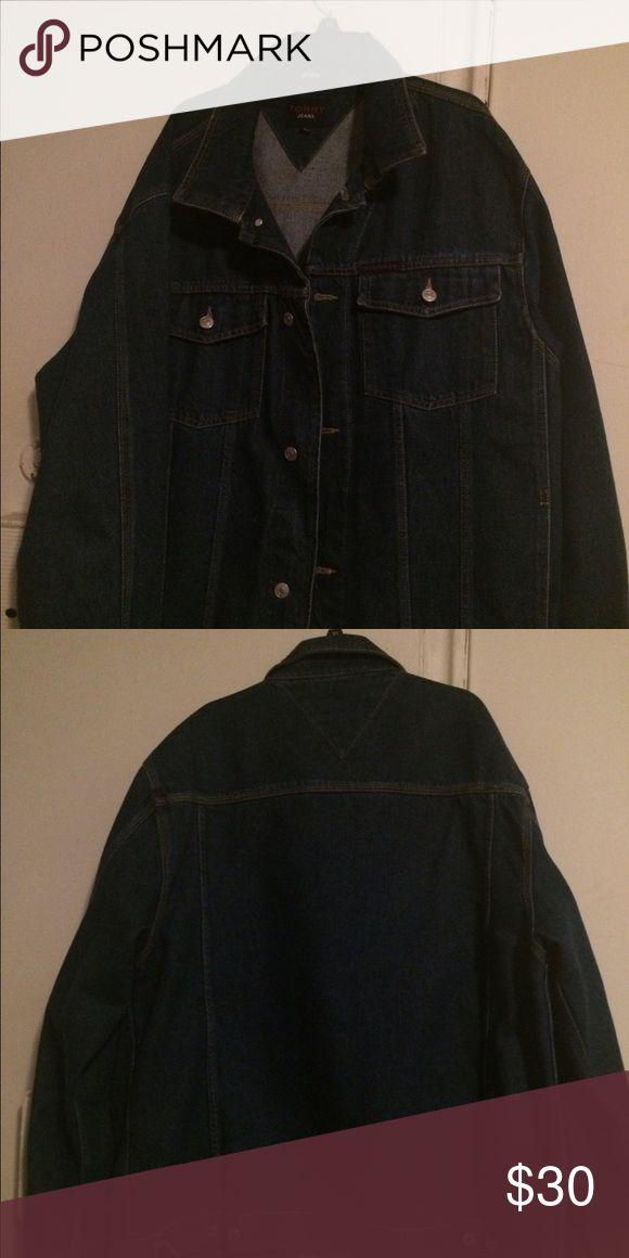 Jean jacket Men's Jean jacket Tommy Hilfiger Jackets & Coats Jean Jackets