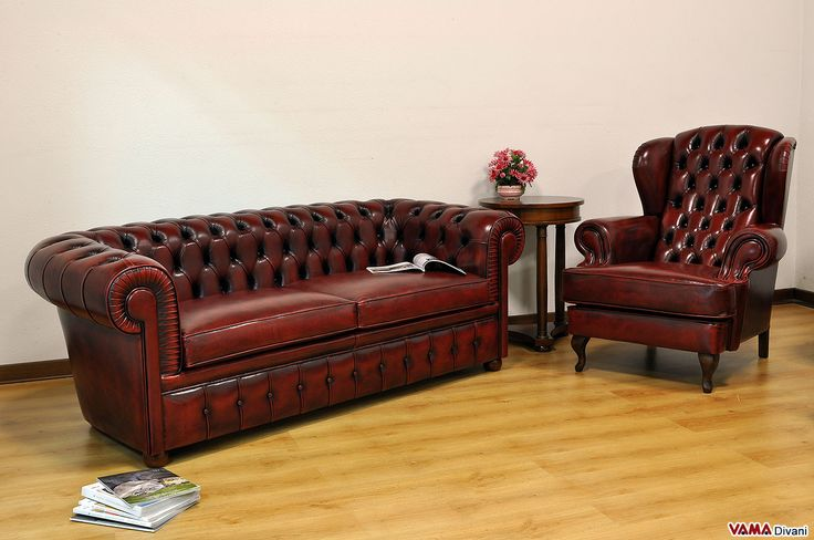 Scopri il Divano Chesterfield 2 Posti Large di lunghezza 200 cm e con 2 grandi cuscini nella seduta. Realizzabile in una infinità di colori. Guada i prezzi!