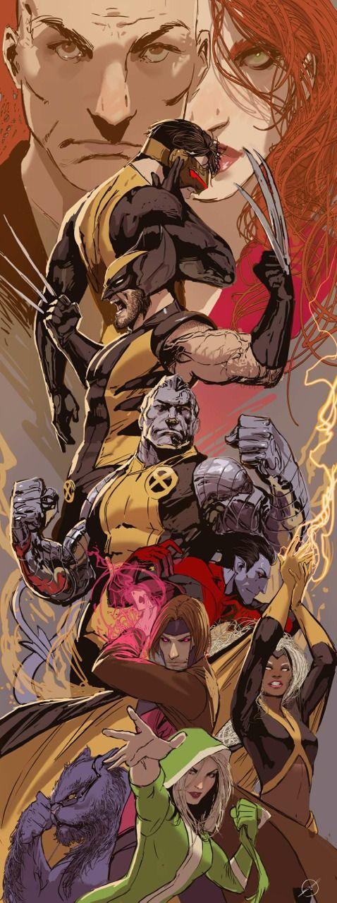 X-Men by Stjepan Sejic
