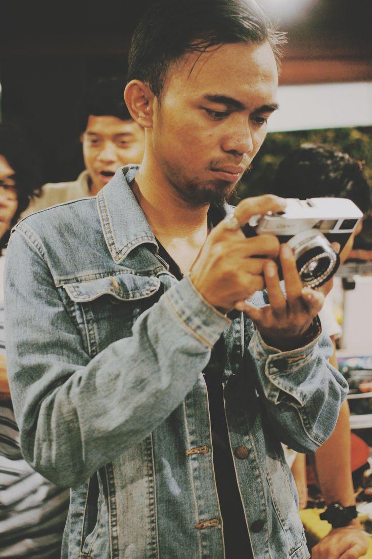 nyobain film camera di joglo vintage market