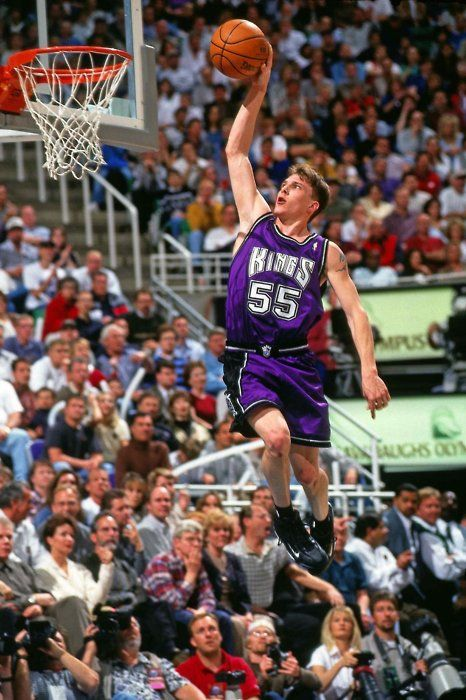"Jason ""White Chocolate"" Williams"