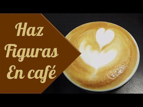 Tutorial De Arte Latte - Cursos en DF - YouTube