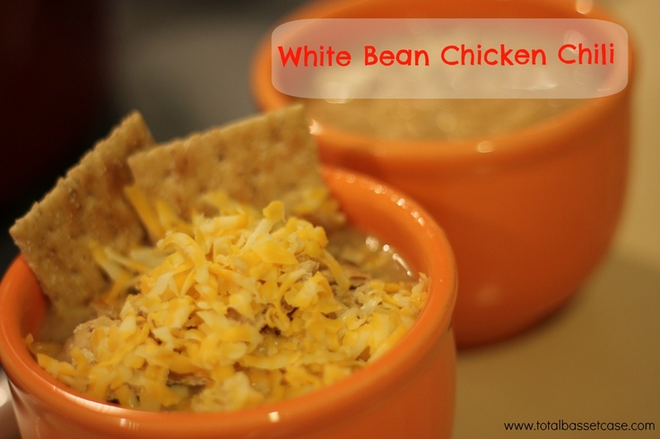 Total Basset Case: Recipe: White Bean Chicken Chili