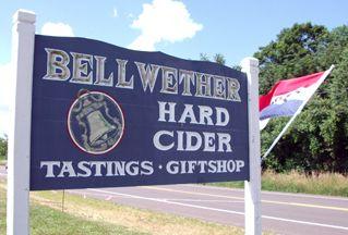 Bellwether Hard Cider in Trumansburg, NY