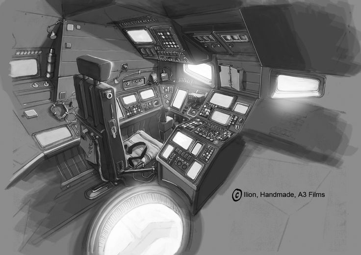 spaceship interior concept art | … Interior_2d_illustration_interior_spaceship_sci_fi_concept_art_picture #spaceship – https://www.pinterest.com/pin/474355773237264950/