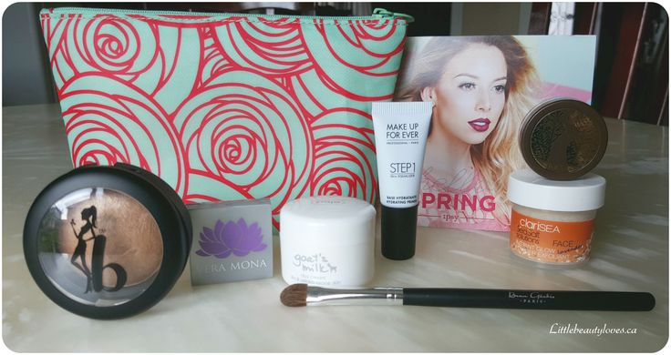 Unboxing: Ipsy, March 2016  Here are some of the goodies I got from this months Ispy bag.   please note that two of the items I received were items I used my points to get   Let me know what you think of my review and what you got this month :)