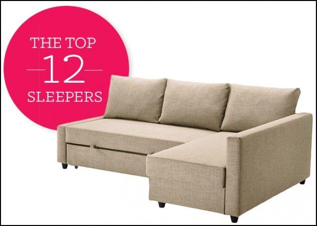 Sleeper sofa Living Spaces