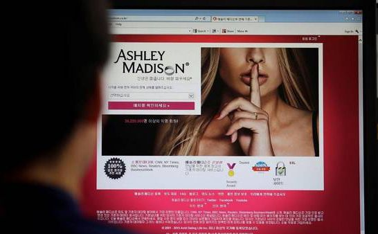 Cuenca leads Ecuador in number of users of the Ashley Madison extramarital affairs website; of 3,100 in the country, 1,300 are in Cuenca