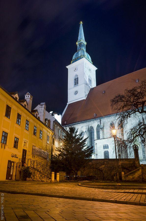 Saint Martin's Cathedral by ilias nikoloulis on 500px