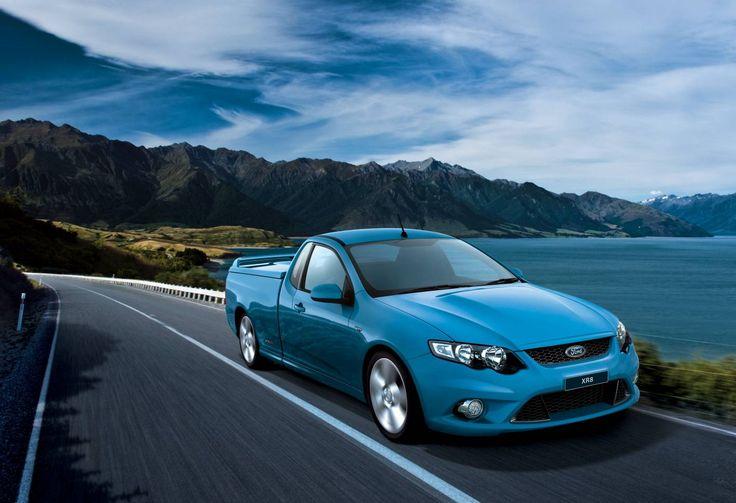 Ford Falcon FPV | Ford Falcon XR8 (Australia)