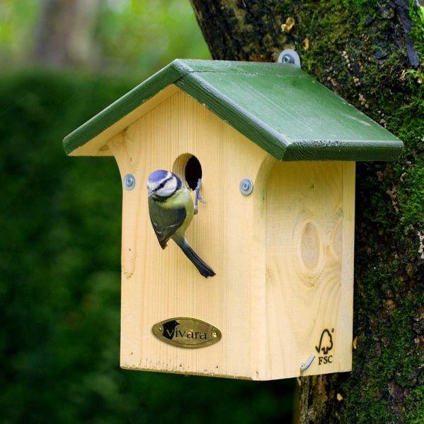 Pin Auf Vogelhauser