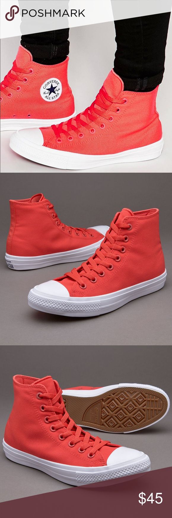❗️1 HOUR SALE converse Chuck Taylor II size 8.5 Brand new without box. Women's size 8.5 Converse Shoes Sneakers