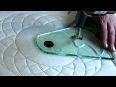 Domestic Machine Ruler Foot by Westalee Design - YouTube