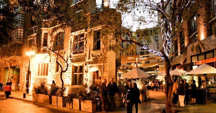 Onde ficar em Santiago do Chile #chile #viagem