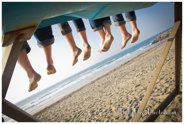 Fun, family beach photo session.   BellaDiva Photography - San Diego Lifestyle Photographer: Riccitelli Family Session {South Ponto Beach Carlsbad Photographer}