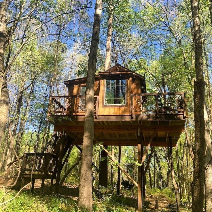 25 Incredible Treehouses You Can Actually Rent