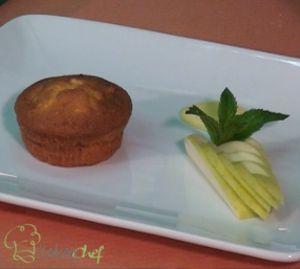 Video recipe Warm apple patty-cake with vanilla sauce | Video ricetta Tortino tiepido alle mele con salsa vaniglia