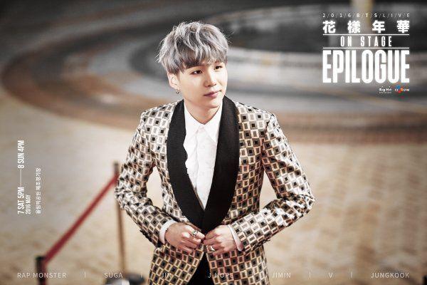 """Les BTS optent pour un look formel dans les teasers individuels pour leurs concerts """"Epilogue"""" - Soompi France"""