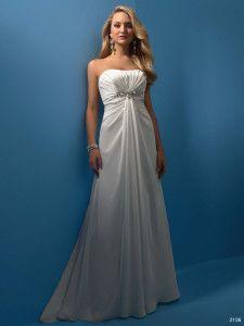 Nowa, Unikalna, Amerykańska Suknia Ślubna Firmy Alfred Angelo, Styl: 2106, Rozmiar 10 (USA), Kolor: Ivory (Kość Słoniowa)